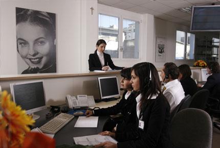 call center BMA Euroservice fierenze