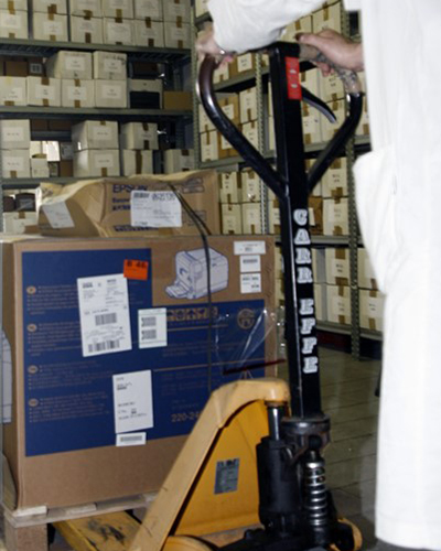 full logistic deployment BMA Euroservice firenze