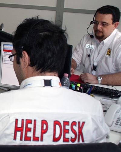 help desk online BMA Euroservice firenze