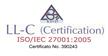 Certificazione LL-C BMA Euroservice Firenze