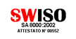 Certificazione Swiso BMA Euroservice Firenze